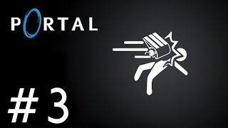 Portal - Прохождение игры на русском - Я не вернусь [#3] ПЕРЕЗАЛИВ