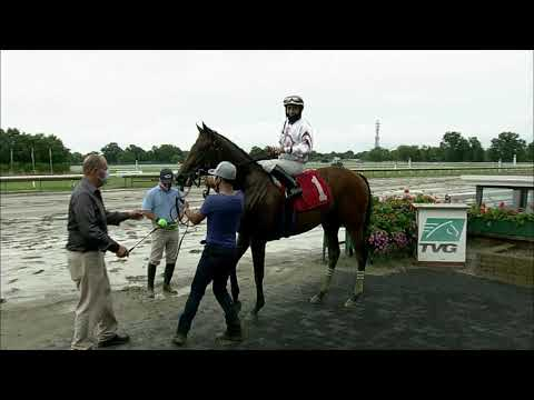 video thumbnail for MONMOUTH PARK 07-24-20 RACE 1