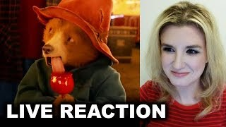 Paddington 2 Trailer REACTION