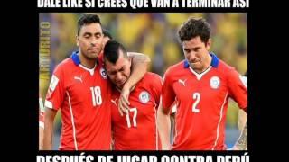Memes: Peru vs chile 2015 Copa America Chile 2015 | videos de risa 2015