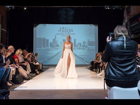 Nordic Bridal Fashion Show - wedding fashion 2017-2018