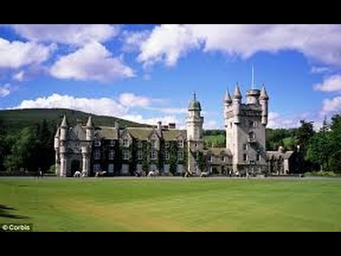 Race the Castles Orienteering - Balmoral Castle (part 1) - 18/10/14