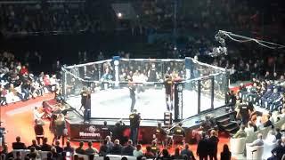 WWFC 10  Grondin Anthony vs Cotruta Mihai