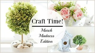 Craft Time | March Madness Edition
