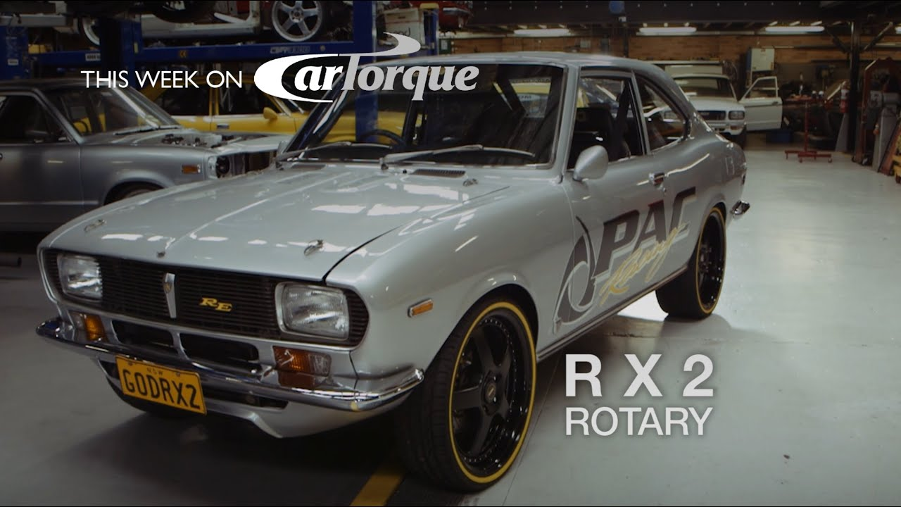 cartorque series 2: mazda rx2 rotary - youtube