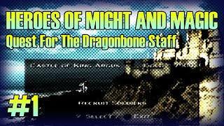 Heroes Of M&M: Quest For The Dragonbone Staff - #1 GIANTS!!!