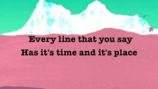 Last Dinosaurs - Time & Place Lyrics