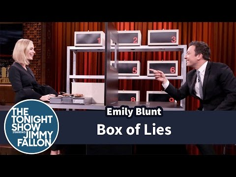 Thumbnail: Box of Lies with Emily Blunt