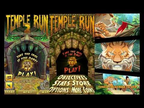 Temple Run 2 Sky Summit Vs Temple Run Vs Danger Dash - Endless Run Gameplay (Android/iOS)