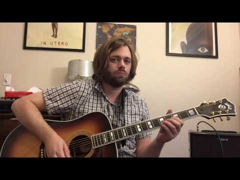 Meat Puppets  Nirvana  Lake Of Fire Guitar Lesson