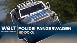 Survivor R - Panzerwagen der deutschen Polizei | HD Doku