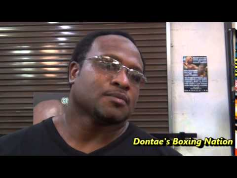 LAMON BREWSTER TALKS ABOUT KNOCKING OUT W.KLITSCHKO, GOING BLIND IN ONE EYE AND MORE