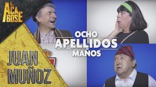 Trailer: Ocho apellidos maños con Juan Muñoz   El Acabose
