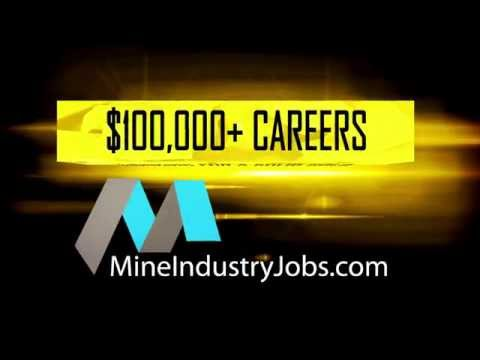 Mine Industry Jobs, Careers | TV Commercial #1