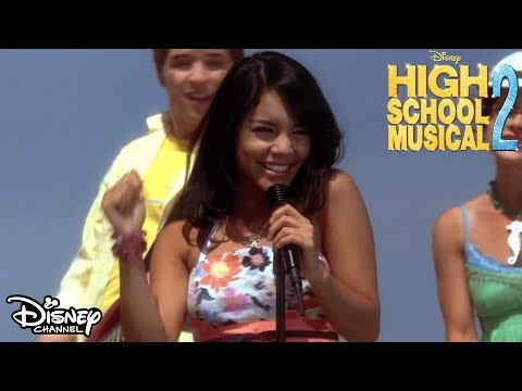 All For One 👊 | High School Musical 2 | Disney Channel UK