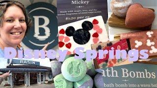 Shopping at BASIN Disney Springs w/prices | May 2019