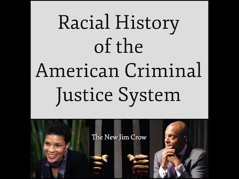 Talks at the Schomburg: Racial History of the American Criminal Justice System - CORRECT LINK