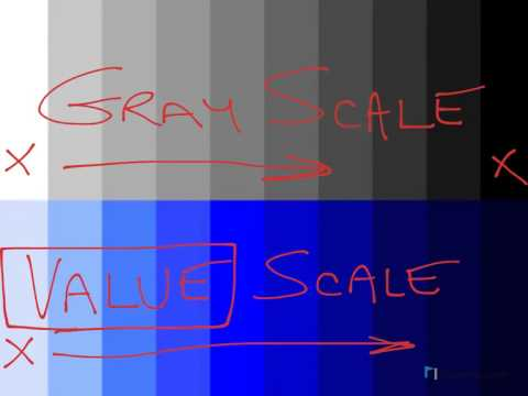Blue Monochromatic Color Scheme monochromatic colors - standard color scheme - youtube