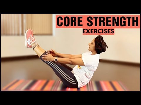 Core Strength Workout For Women