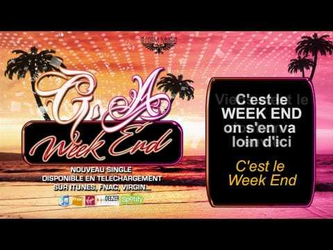 G.A - Week End (Karaoke)