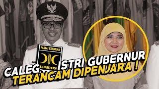 """Fitnah JOKOWI : Caleg PKS Istri Gubernur Dipenjarakan """" Contoh Emak Konslet """""""