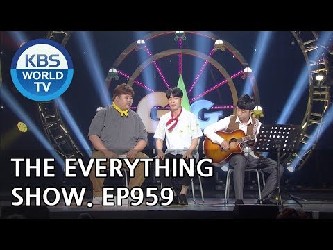 The Everything Show I 다 있Show[Gag Concert / 2018.08.04]