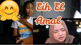 [1.54 MB] Eih El Amal - Cover by Nissa | Reaction