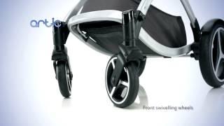 Новая коляска Chicco Artic(Презентация и описание характеристик и преимуществ новой коляски 2 в 1 Chicco Artic., 2014-03-06T11:01:35.000Z)