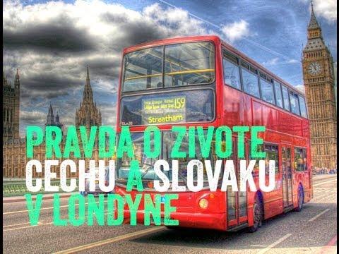 Film o Čechoch a Slovákoch v Londyne_Skutocne Vypovede Ludi o Zivote v Londyne (Dokument CZ/SK)