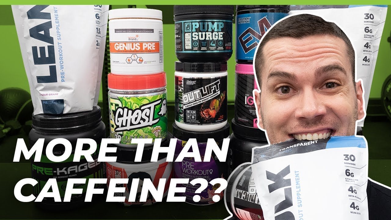 The 12 Best Pre-Workout Supplements in 2019 - BarBend