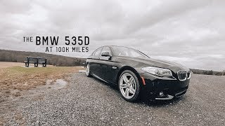 BMW 535d 5-Series Diesel 100,000 Mile Review