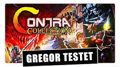 Gregor testet Contra Anniversary Collection (Review / Test)