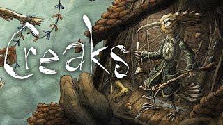 ЧИРИКНУТЫЕ СОСЕДИ   Creaks - Прохождение игра #2