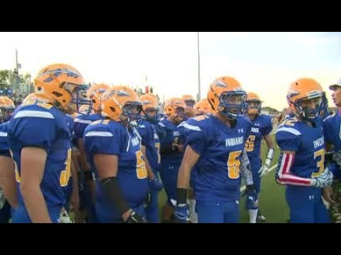 Bell-Stokes connect for 3 pass TDs, Lisbon beats Southern