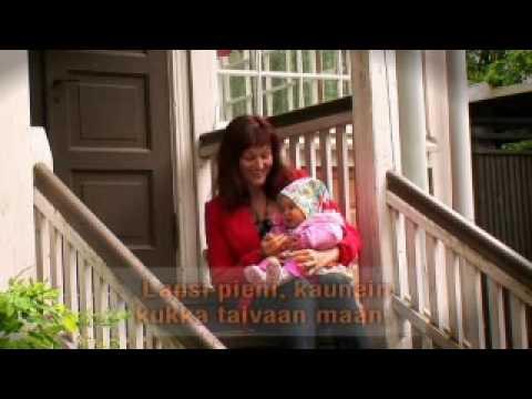 Kuninkaan lapset karaoke dvd Lapsi pieni biisinäyte Ely ry