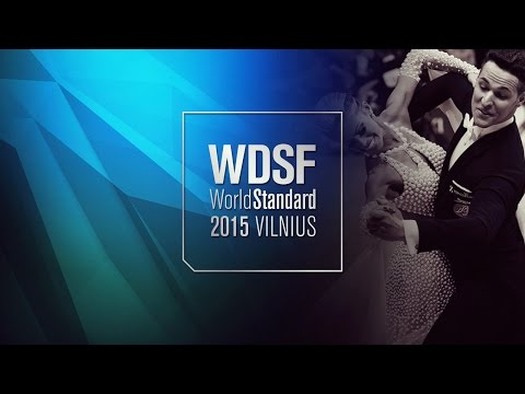 Stalder - Dreier, SUI | 2015 World Standard R1 Q | DanceSport Total