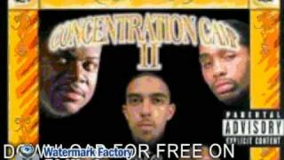 concentration camp - Camp Camp - Camp III Thug Brothas