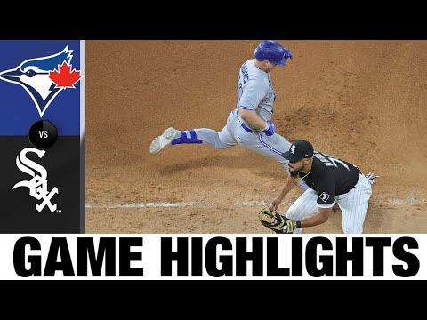 Blue Jays vs. White Sox Game Highlights (6/09/21) | MLB Highlights