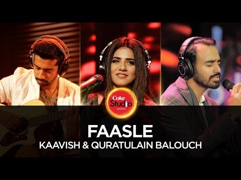 Mix - Kaavish & Quratulain Balouch, Faasle, Coke Studio Season 10, Episode 2.