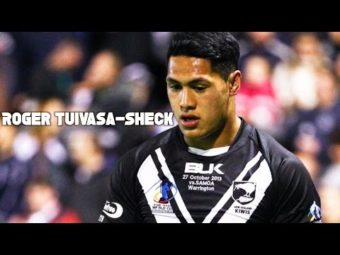 Roger Tuivasa-Sheck - Step of the Gods [HD]