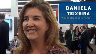 Daniela Teixeira | Vice-presidente da OAB/DF