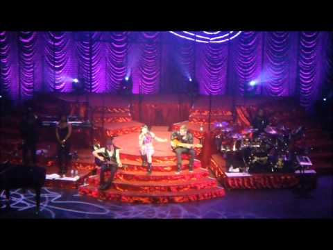 Jessie J - Live at the Hammersmith Apollo - 01/01/11 - Video Montage