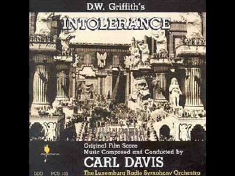 """The Siege of Babylon"" from ""Intolerance"" (1916) - Carl Davis"
