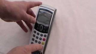 Cab Card Video Tutorial - Taking a Card Payment by Chip and Pin