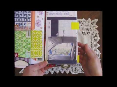 Hospital Journal & Washi Tape Idea