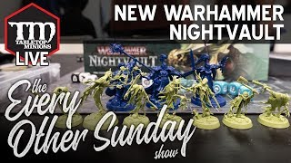 New Warhammer Underworlds Nightvault - The Every Other Sunday Show