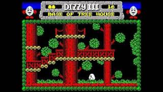 Fantasy World Dizzy ZX Spectrum Playthrough