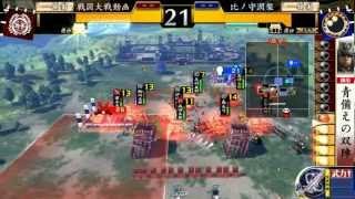 戦国のDQN四天王と足利義昭でデッキを組んで見た。 思った以上に戦えて...