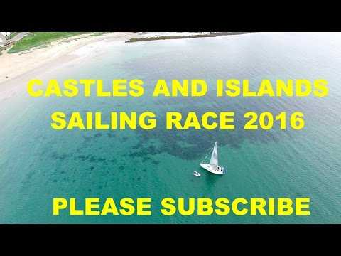 Castles and Islands Sailing and Running Challenge 2016