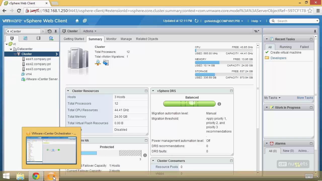 Vmware Airwatch Training Part 1 Youtube